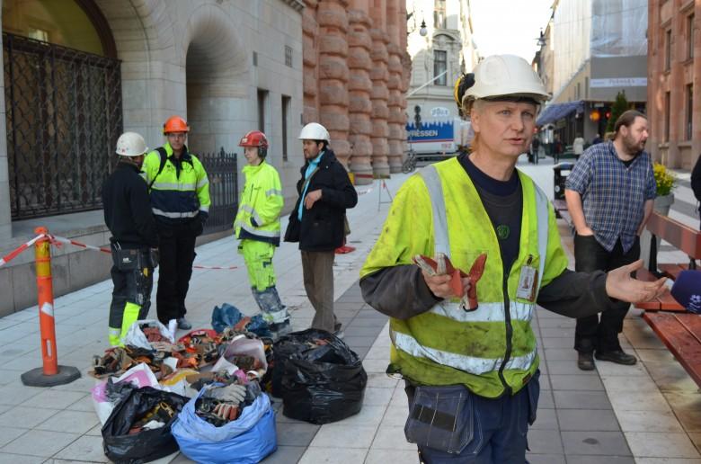 """Kent """"Renen"""" Johansson. Bild: Mikael Färnbo"""