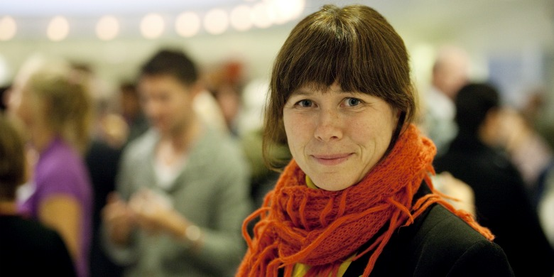 Åsa Romson. Bild: Miljöpartiet de Gröna