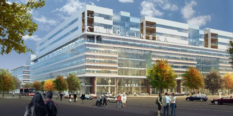 Bild: Nya Karolinska Sjukhuset