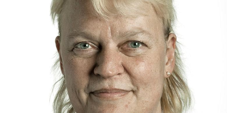 Ingela Edlund. Bild: Seko