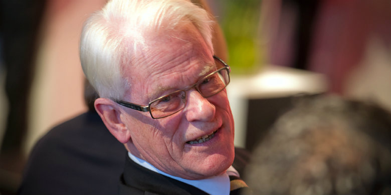 Ingvar Carlsson. Bild: Anders Löwdin.