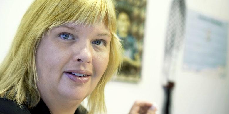 Anna Hedh. Bild: Europaparlamentets presstjänst