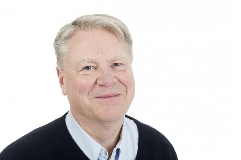 Anders Kjellberg, professor i sociologi vid Lunds universitet. Foto: Kennet Rouna