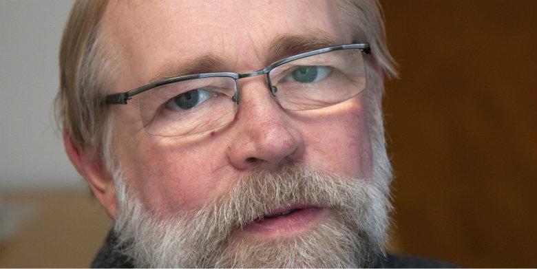 Kjell Brotröm. Bild: Tommy Engman