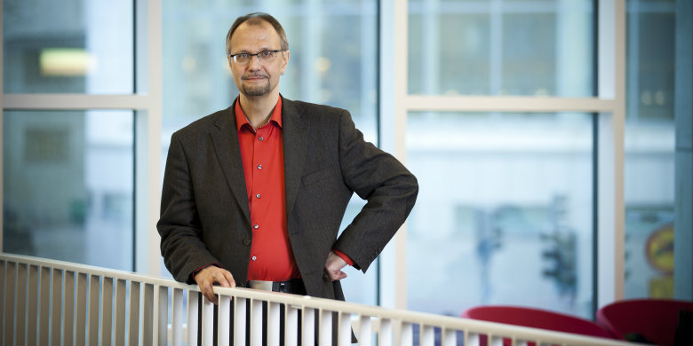 Ulf Bjereld, professor i statsvetenskap vid Göteborgs universitet.