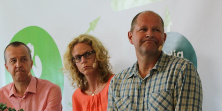 Dan Eliasson till höger på bilden.