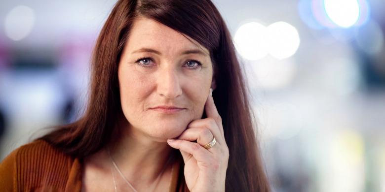 Susanna Gideonsson, Handels. Bild: David Bicho
