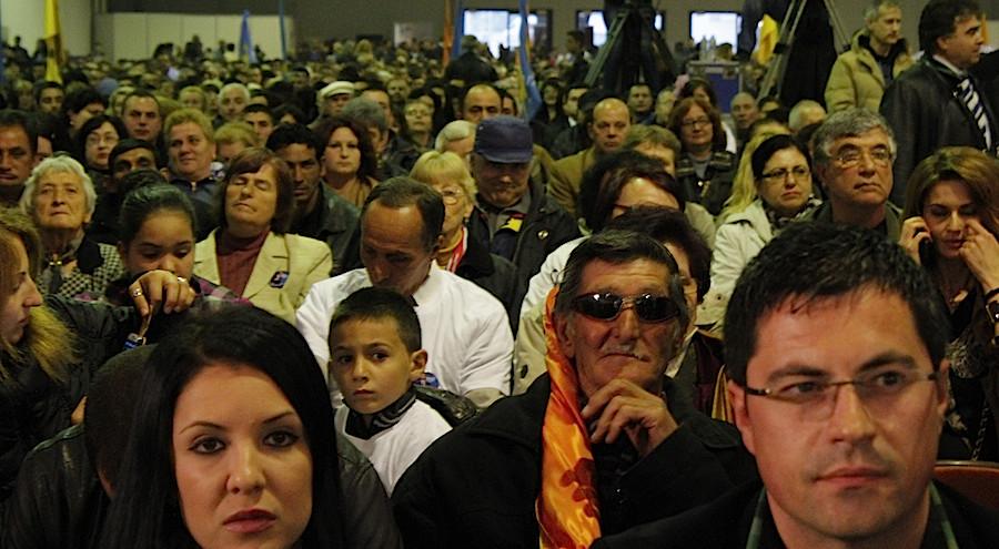 Bulgarien utan censur/VMRO:s valupptakt i Plovdiv: Bilder: Maria Georgieva/Binev: Pietro Naj-Oleari © European Union 2012
