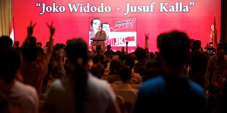 Indonesiens president Jokowi Bild: Hendrik Mintarno/ Flickr