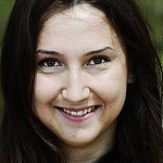 Aida Hadzialic. Bild: Miljöpartiet/Flickr.