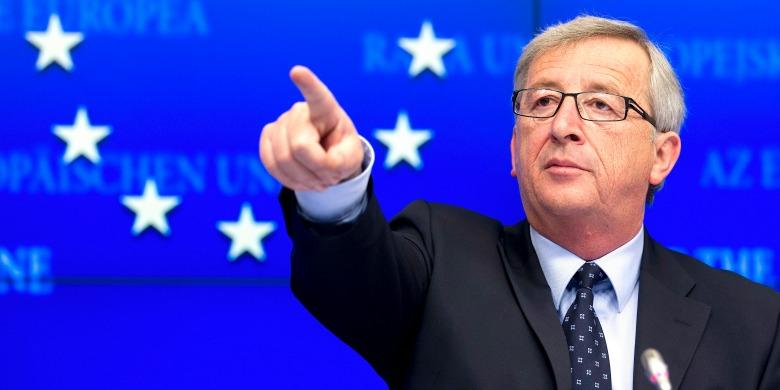 Jean-Claude Juncker Bild: Pressbild/Europeiska kommissionen