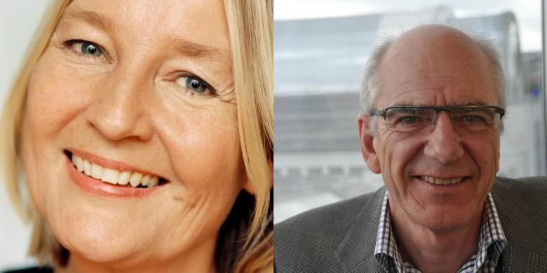 Marita Ulvskog och Olle Ludvigsson