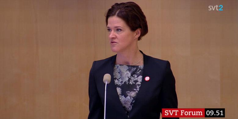 Bild: Skärmdump SVT forum