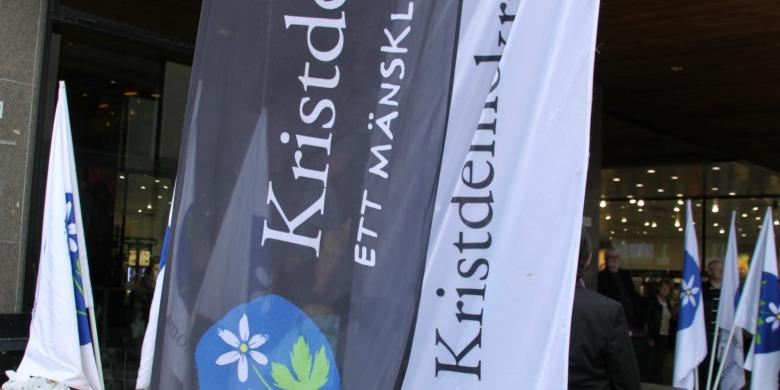 Bild: Kristdemokraterna i Sverige/Flickr.