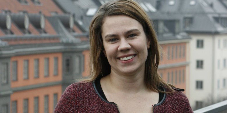 Anna Sundström. Foto: John Runeson.