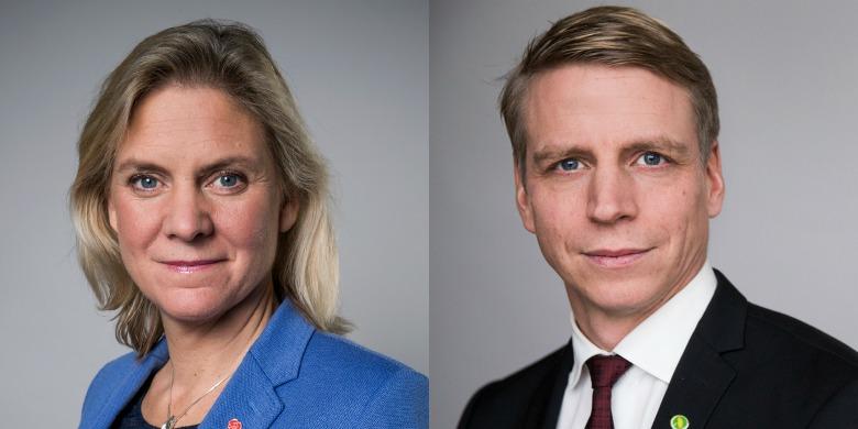 Bild: Kristian Pohl/ Regeringskansliet