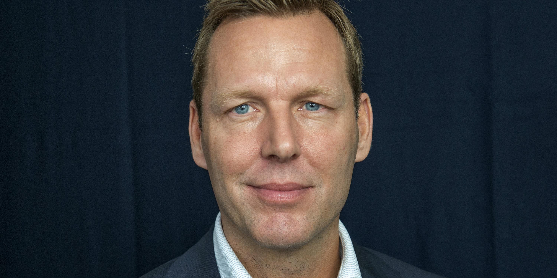 Vd Johan Dennelind. Foto: Telia Sonera