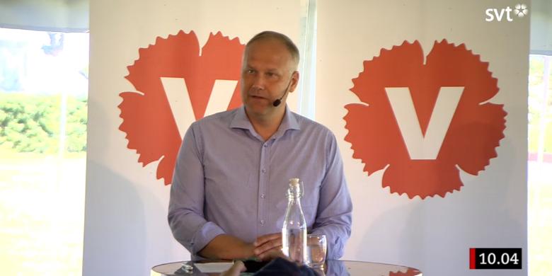 Bild: Skärmdump från SVT