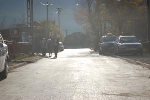Dimitrovgrad är en sömning stad 5 kilometer från bulgariska gränsen. Bild: Johanna Senneby