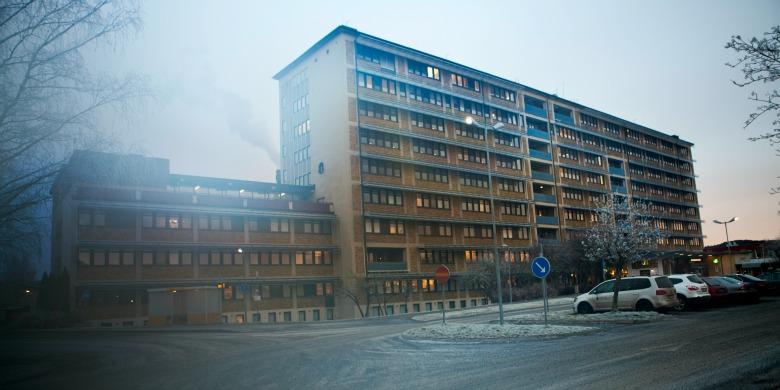 Sollefteå sjukhus. Foto: David Dahlberg