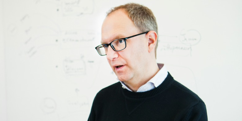 Fredrik Malmberg, Barnombudsman. Foto: Ester Sorri