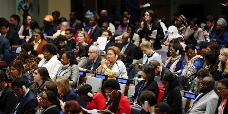 Bild: Flickr/UN Commission on the Status of Women