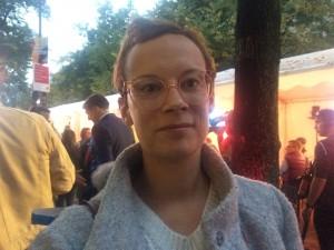 Sarah Neumeyer, SPD-medlem.