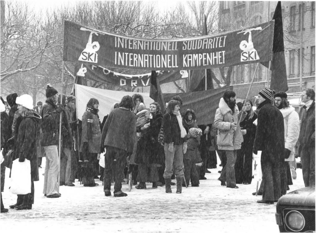 Demonstration i Lund. Bild: Wikipedia commons