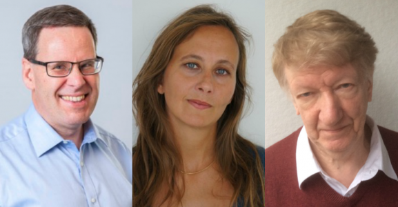 Göran Kecklund, Nanna Gillberg, Gunnar Aronsson
