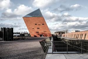 Andra världskrigsmuseet i Gdańsk (Charlie Jackson 2017, CC2.0)