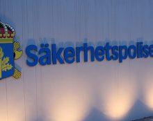 Entrén till polisen i Solna