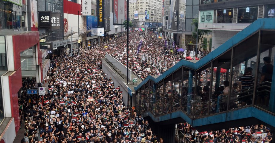 Dejting parti Hongkong
