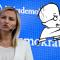 Kristdemokraternas partiledare Ebba Busch Thor gestikulerar under ett tal i Almedalen