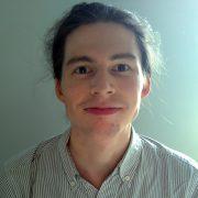 En porträttbild på forskaren Karl Holmberg