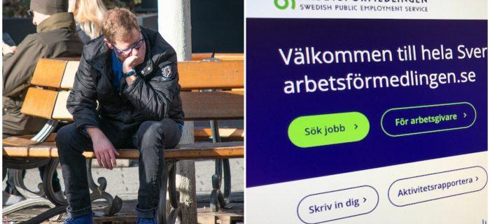 Arbetslösheten vänder uppåt