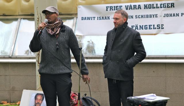 Amin Barkhadle. Bild: Dagens Arena